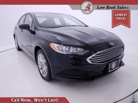 2017_Ford_FUSION_Hybrid SE_ Salt Lake City UT