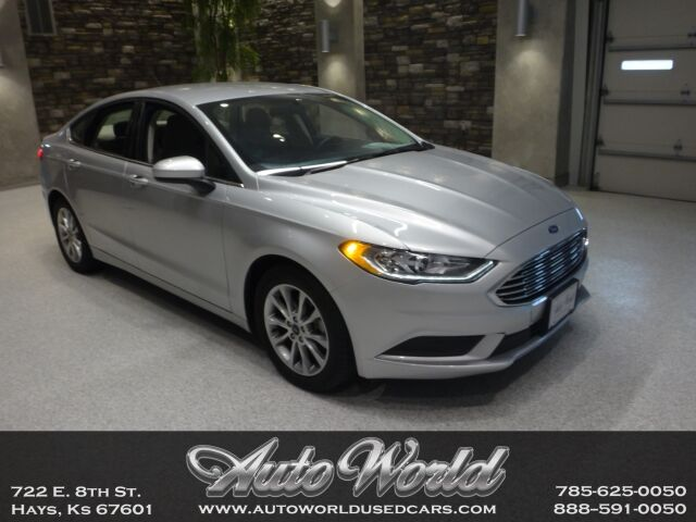 2017 Ford FUSION SE  Hays KS