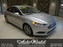 2017_Ford_FUSION SE__ Hays KS