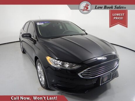 2017_Ford_FUSION_SE_ Salt Lake City UT