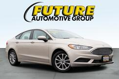 2017_Ford_FUSION_Sedan_ Roseville CA