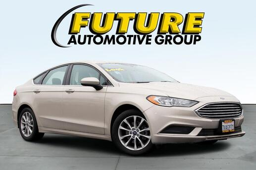 2017 Ford FUSION Sedan Roseville CA