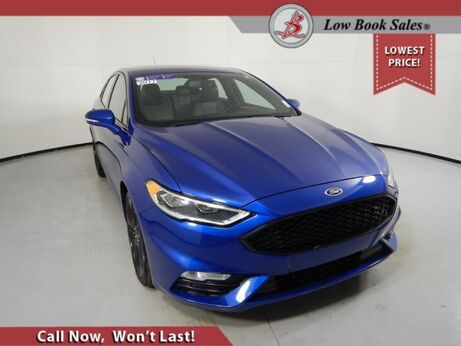 2017_Ford_FUSION_Sport_ Salt Lake City UT