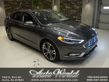 2017_Ford_FUSION TITANIUM ECO__ Hays KS
