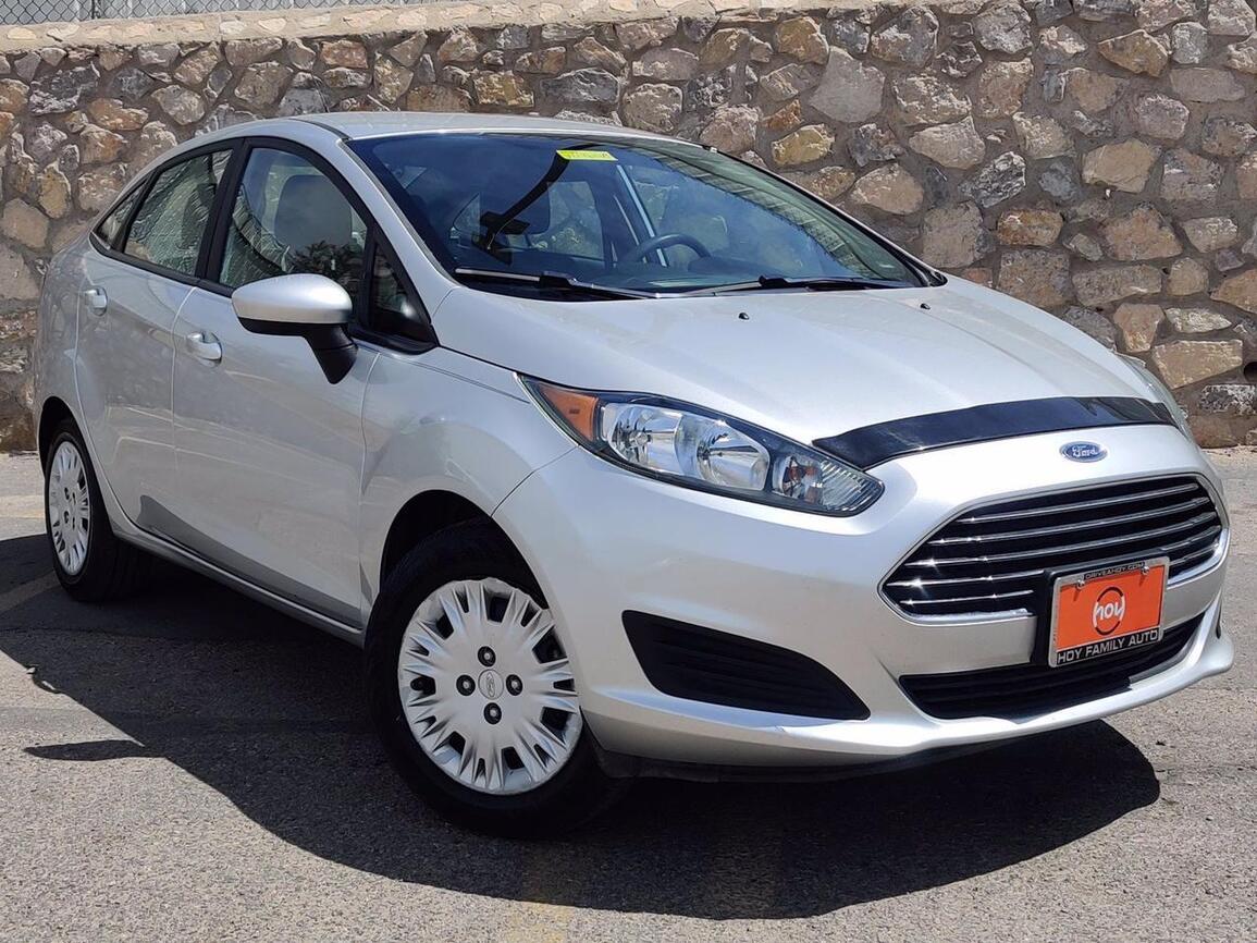 2017 Ford Fiesta S El Paso TX