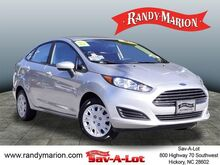 2017_Ford_Fiesta_S_ Hickory NC
