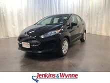 2017_Ford_Fiesta_S Sedan_ Clarksville TN