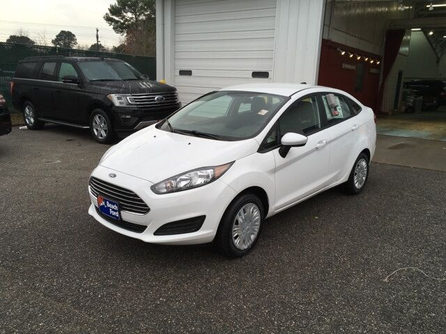 2017 Ford Fiesta S Virginia Beach VA