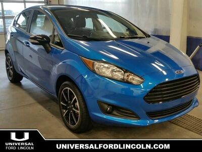 2017_Ford_Fiesta_SE  - Certified - Bluetooth -  SYNC_ Calgary AB