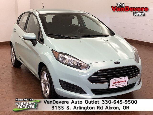 2017 Ford Fiesta SE Akron OH
