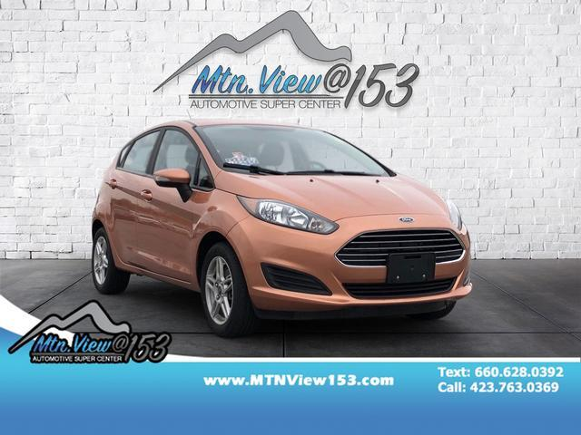 2017 Ford Fiesta SE Chattanooga TN