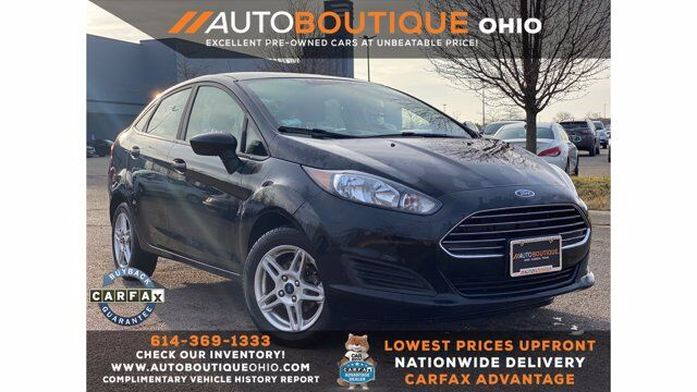 2017 Ford Fiesta SE Columbus OH
