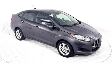2017_Ford_Fiesta_SE_ Euless TX