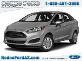 2017_Ford_Fiesta_SE_ Phoenix AZ