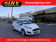 2017_Ford_Fiesta_SE_ San Diego CA