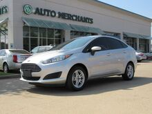 2017_Ford_Fiesta_SE Sedan CLOTH SEATS, BLUETOOTH CONNECTIVITY, USB/AUX INPUT, CLIMATE CONTROL, UNDER FACTORY WARRANTY_ Plano TX