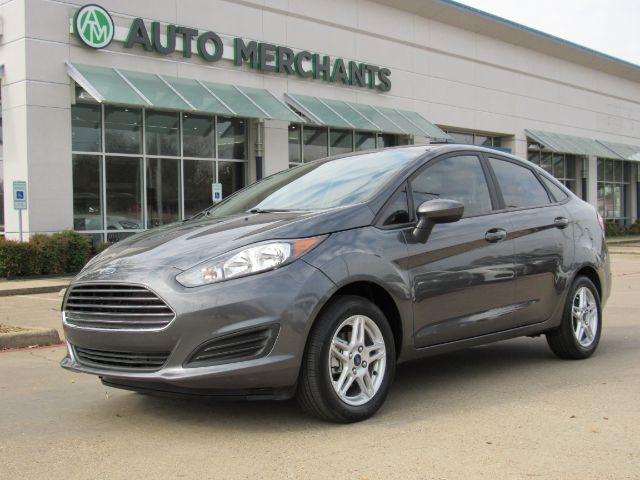2017 Ford Fiesta SE Sedan COTH SEATS, STEERING WHEEL CONTROLS, BLUETOOTH CONNECTIVITY Plano TX
