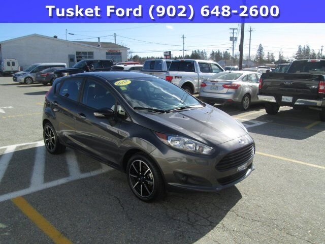 2017 Ford Fiesta SE Tusket NS