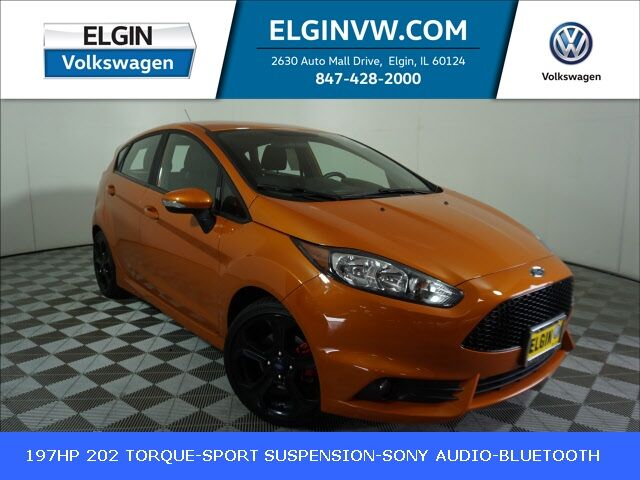 2017 Ford Fiesta ST Elgin IL