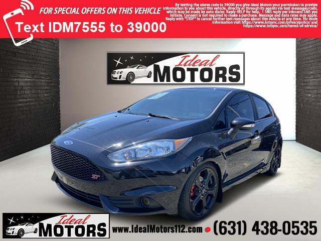 2017 Ford Fiesta ST Hatch Medford NY