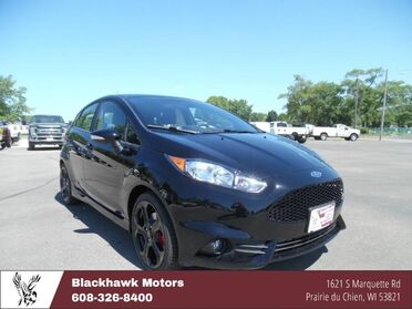 2017_Ford_Fiesta_ST_ Decorah IA