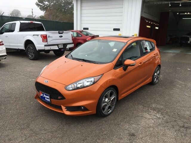 2017 Ford Fiesta ST Virginia Beach VA