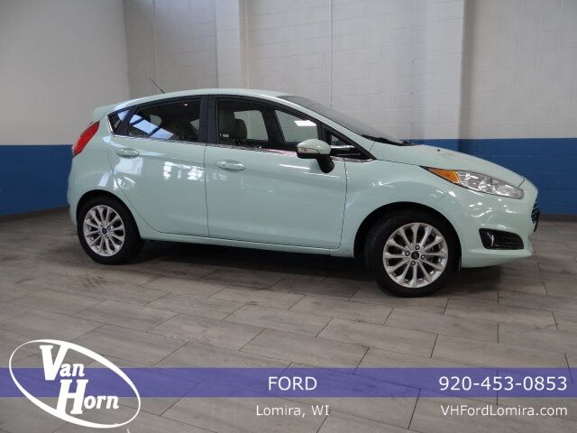 2017 Ford Fiesta Titanium Milwaukee WI