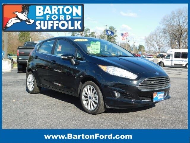 2017 Ford Fiesta Titanium Suffolk VA