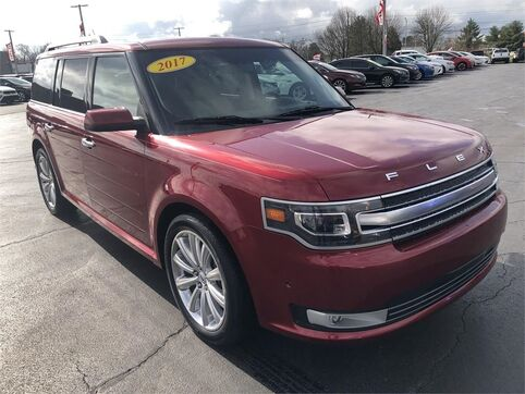 2017_Ford_Flex_LIMITED ECOBOOST AWD_ Evansville IN