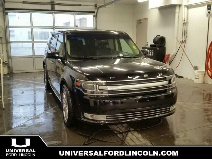 2017 Ford Flex Limited  - Certified - Low Mileage Calgary AB