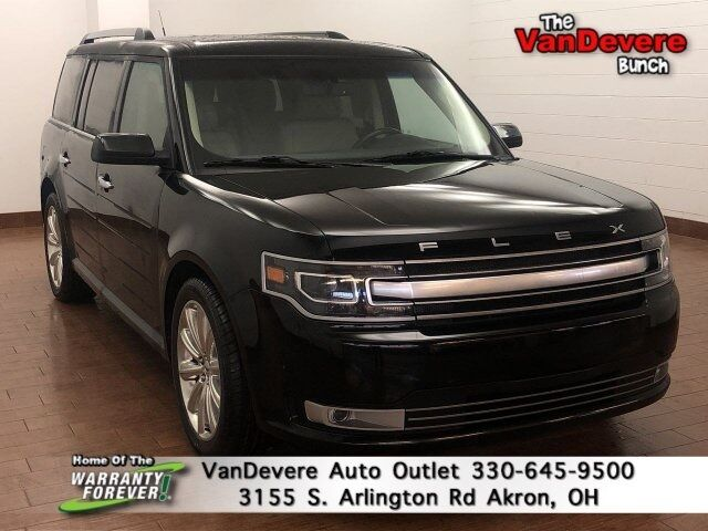 2017 Ford Flex Limited Akron OH