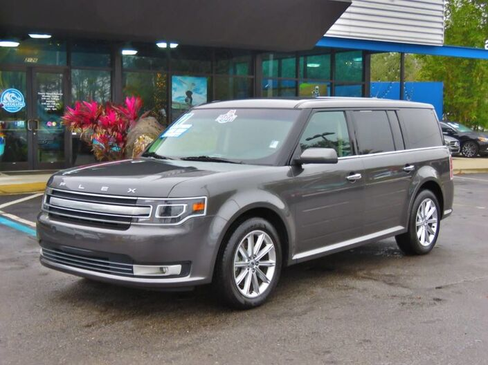 2017 Ford Flex Limited Jacksonville FL
