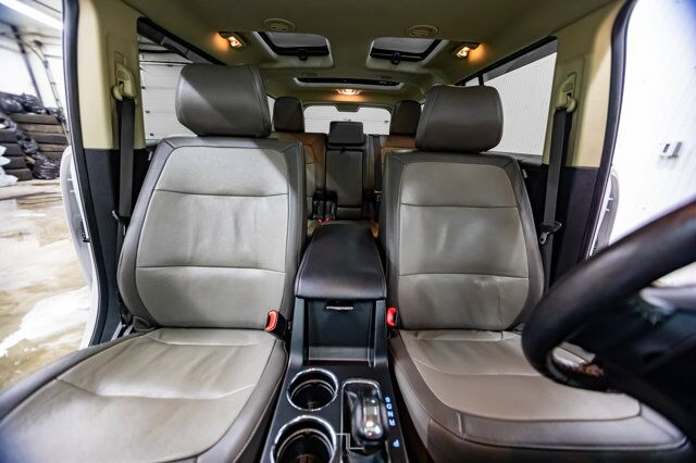 2017 Ford Flex Limited Leather Roof Nav BCam Red Deer AB