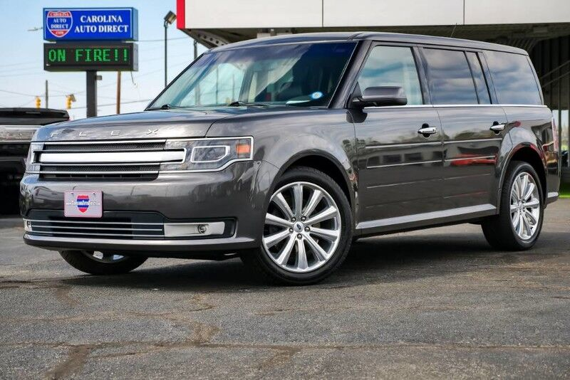 2017 Ford Flex Limited Mooresville NC