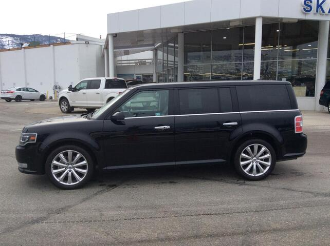 2017 Ford Flex Limited w/EcoBoost Penticton BC