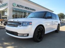 2017_Ford_Flex_SEL FWD 3RD ROW, PANO SUNROOF  BACKUP CAM, HEATED SEATS, KEYLESS START, DUAL ZONE CLIMATE CONTROL,_ Plano TX