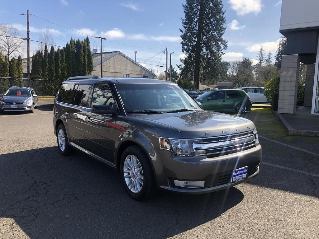 2017 Ford Flex SEL McMinnville OR