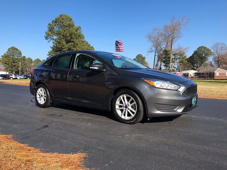 2017 Ford Focus 4d Sedan SE Virginia Beach VA