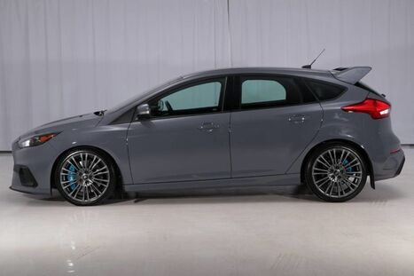 Ford Focus AWD RS 6MT 2017