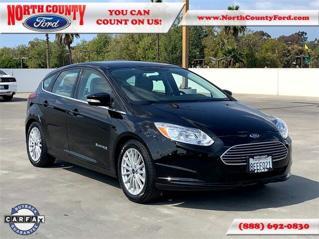 2017 Ford Focus Electric  San Diego County CA