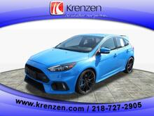 2017_Ford_Focus_RS_ Duluth MN