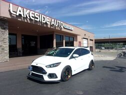 2017_Ford_Focus_RS Hatch_ Colorado Springs CO