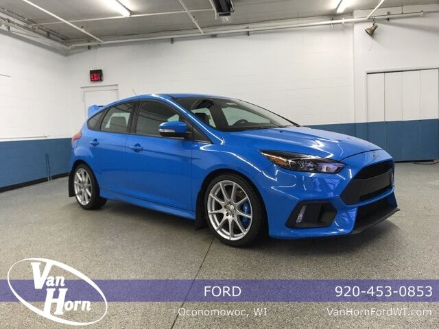 2017 Ford Focus RS Plymouth WI