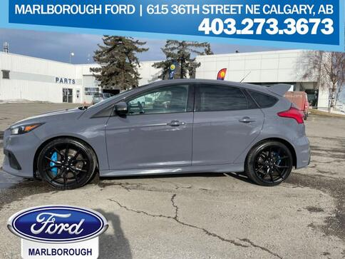 2017_Ford_Focus RS_RS  - Certified - Leather Seats_ Calgary AB