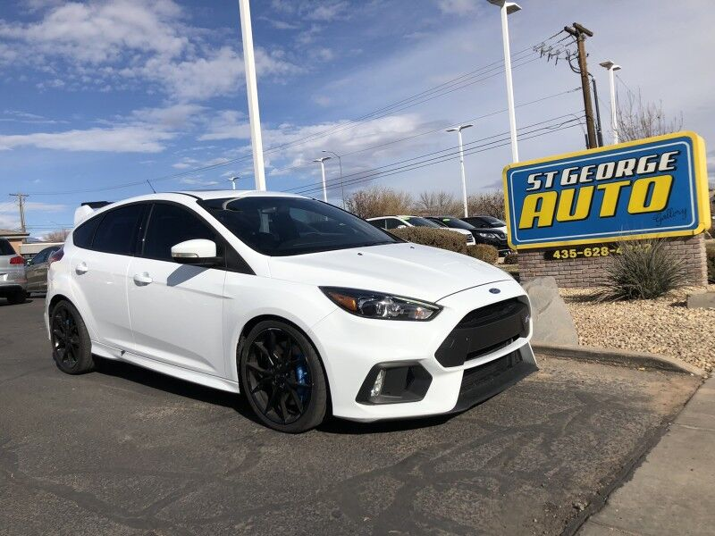2017 Ford Focus RS St George UT