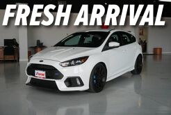 2017_Ford_Focus_RS_ Weslaco TX