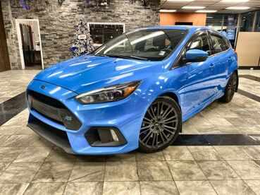 2017_Ford_Focus_RS_ Worcester MA