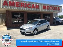 2017_Ford_Focus_S_ Brownsville TN
