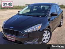 2017_Ford_Focus_S_ Houston TX