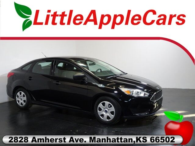 2017 Ford Focus S Manhattan KS
